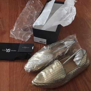 Size 11 Yosi Samra loafers - New in box